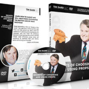 Secrets of Choosing Using Props DVD - Tim Gard Shop