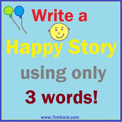 Tim Gard - Happy Story Game