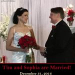 Tim Gard Married Sophia!