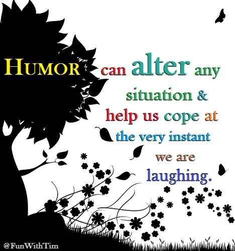 Tim Gard Meme - Humor Helps Us Cope