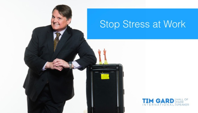 Stop Stress at Work with Tim Gard