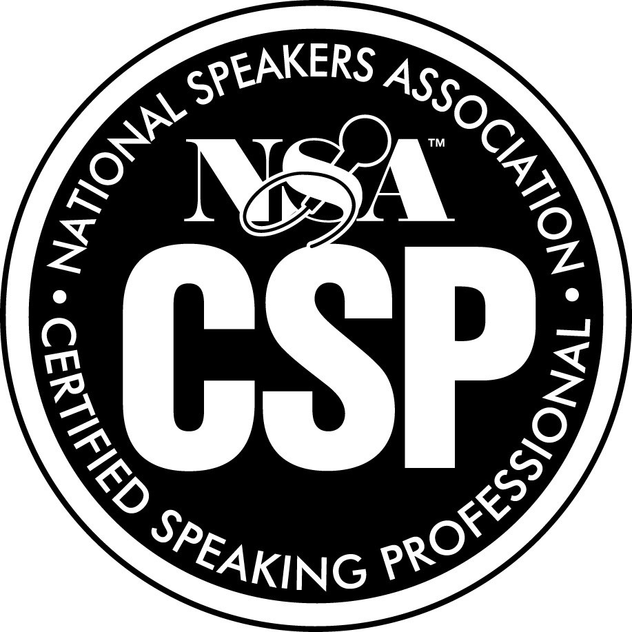 National Speakers Association - CSP Logo