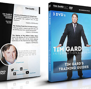 Tim Gard Shop Grand Opening - DVDs