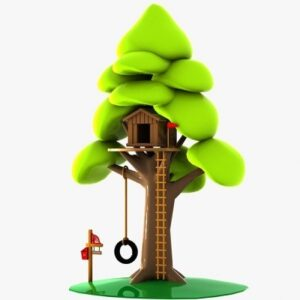Tim Gard Joke of the Day - Tree Fort