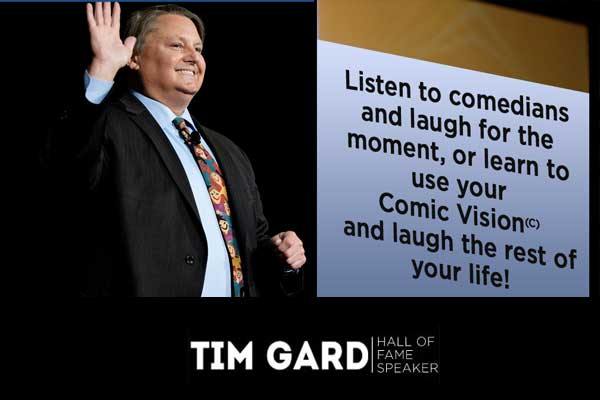 Workplace Humor with Tim Gard