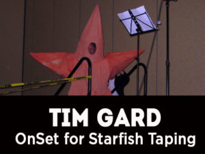 Tim Gard - The Starfish Story Onset