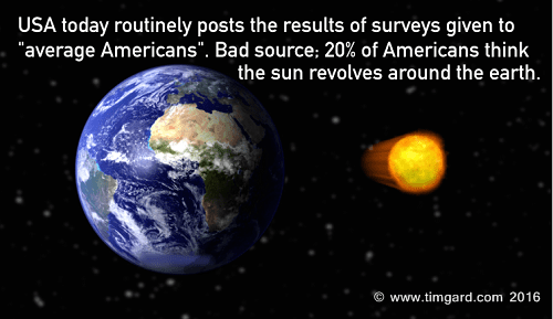 Tim Gard Meme - USA Today Bad Surveys