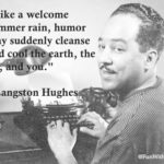 Tim Gard Wednesday Wisdom - Langston Hughes