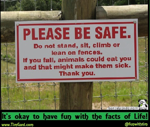Fences Sign