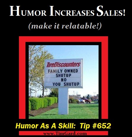 tim-gard-tips-humor-increases-sales