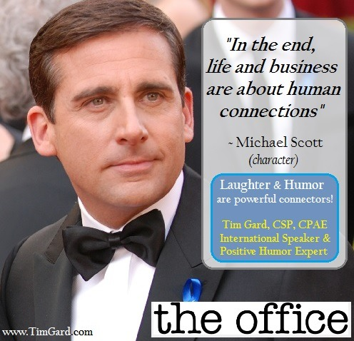 Tim Gard Meme - Michael Scott Quote