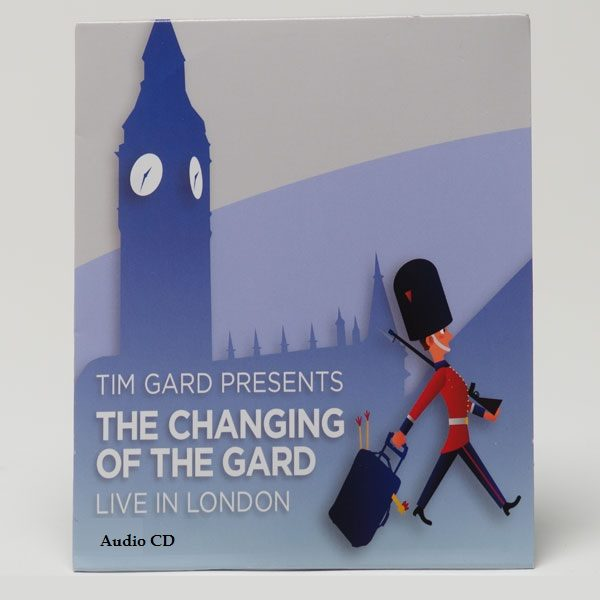 The Changing of the Gard - Audio CD