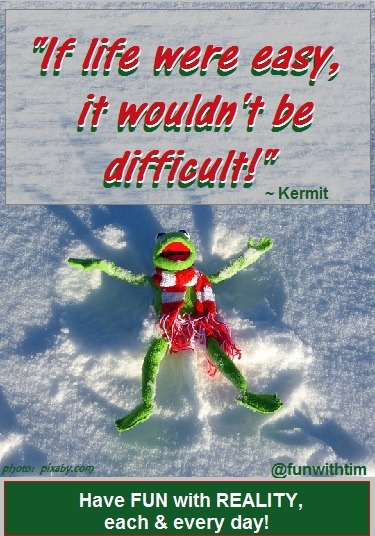 Have Fun With Reality... and Kermit!