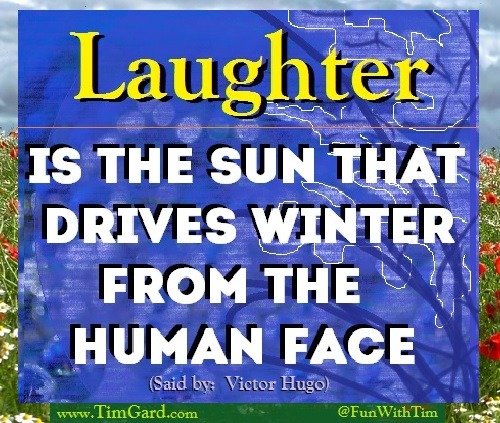 Laughter Is The Sun
