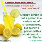 Tim Gard Meme - Lessons from the Lemon