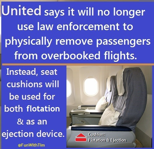 Tim Gard Meme - United Passenger Removal Device