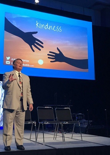 Tim Gard Professional Speaker - A Simple Kindness